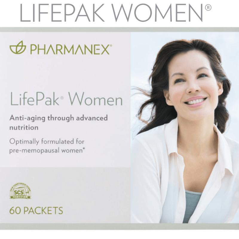 LifePak Women-Vitamin Chống Lão Hóa Hoàn Hảo Cho Phụ Nữ