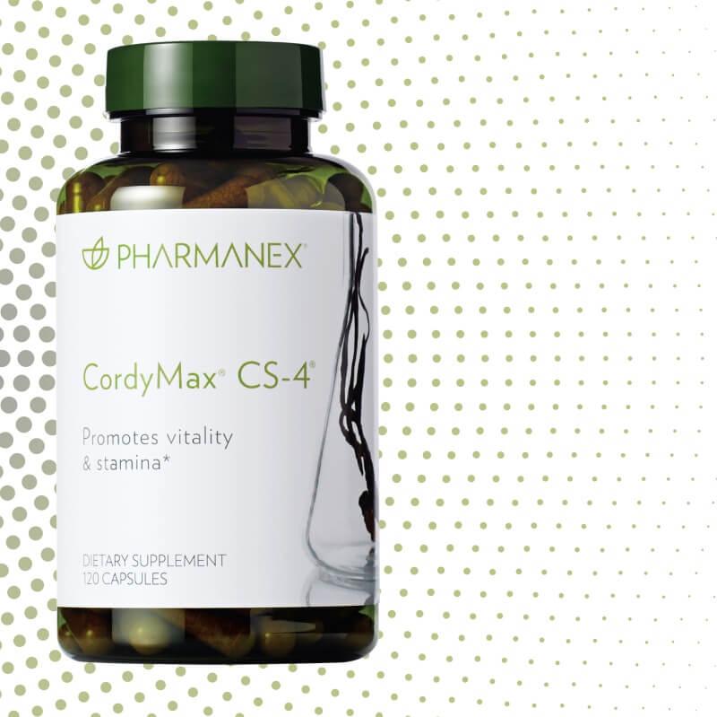 nuskin cordymax cs-4 nu skin