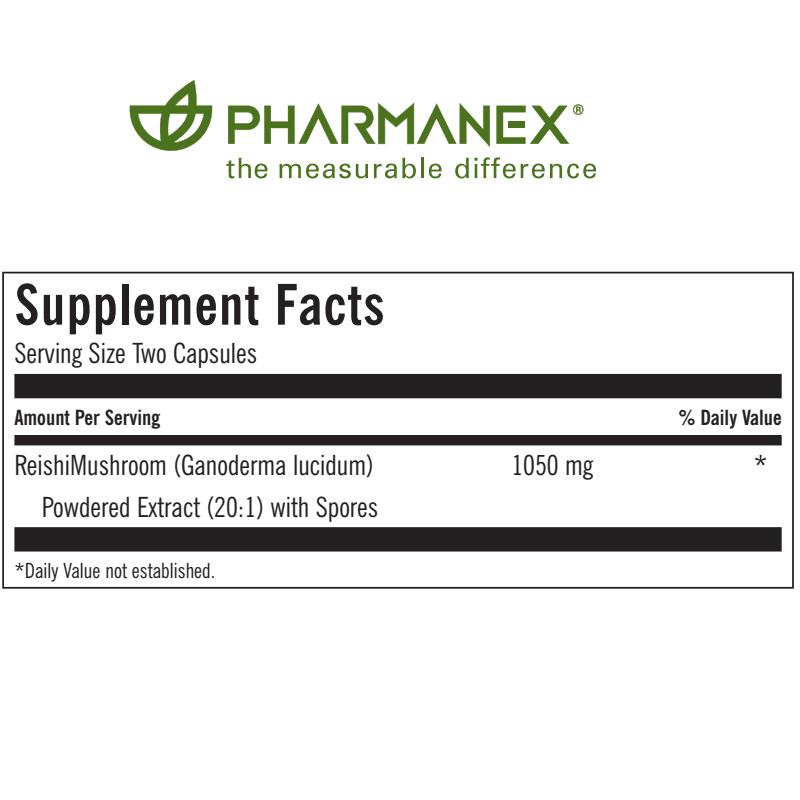 Thành phần của Reishimax GLP Nuskin Pharmanex
