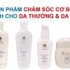 Bộ sản phẩm Nutricentials dành cho da thường và da khô