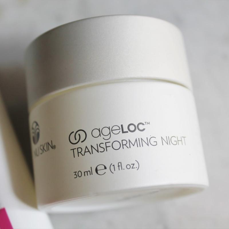 Kem phục hồi da ban đêm ageLOC Transforming Night (30 ml)