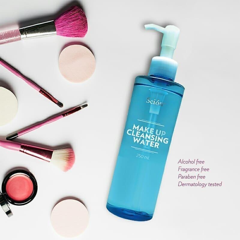 Nước tẩy trang Scion makeup cleansing water 250ml