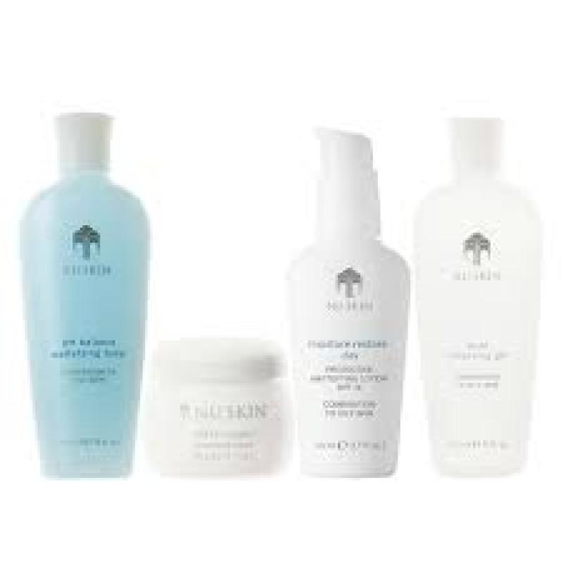 Bộ sản phẩm Nutricentials dành cho da dầu và da hỗn hợp