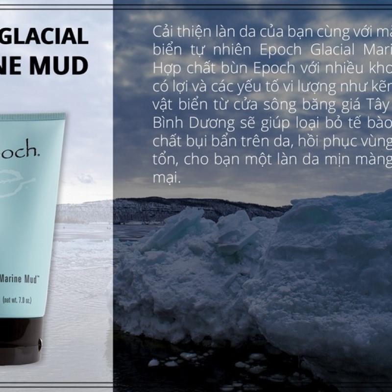 Mặt Nạ Bùn Biển Tự Nhiên Epoch® Glacial Marine Mud®