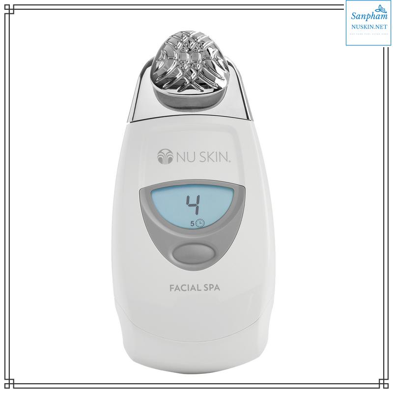 Galvanic Face Spa-Máy Massage Mặt (không kèm gel và nước dưỡng ẩm )